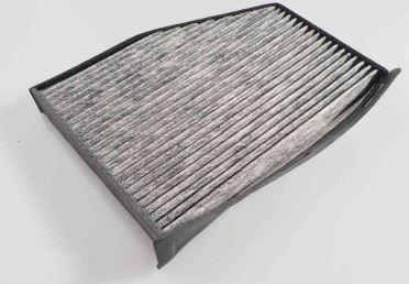 Filtereinsatz mit Geruchs- und Schadstofffilterung