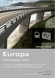 Aktivierungsdokument mit Navigationsfunktion und -daten